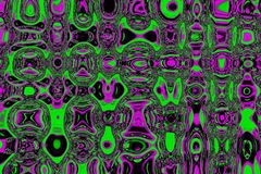 Colorful magenta-green tints abstract background stock image