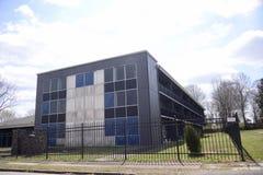 Complesso condominiale urbano, Jackson, Tennessee Immagine Stock Libera da Diritti