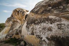 Complesso del tempio di Ayutthaya, Tailandia fotografie stock libere da diritti