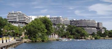 Complesso del Watergate fotografia stock libera da diritti