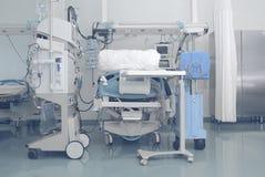 Complesso dell'attrezzatura moderna necessaria per la cura del PA Immagine Stock Libera da Diritti