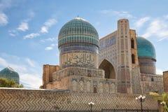 Complesso della moschea di Bibi-Khanum Immagine Stock Libera da Diritti