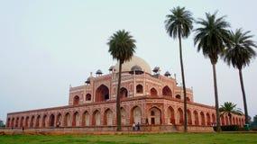 Complesso della tomba del ` s di Humayun, Nuova Delhi, India Fotografia Stock Libera da Diritti