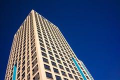 Complesso di appartamento in un grattacielo moderno Immagine Stock Libera da Diritti