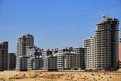 Complesso di nuove costruzioni di Kazan Immagine Stock