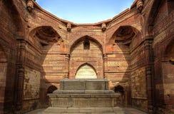 Complesso di Qutub Minar, India fotografie stock libere da diritti