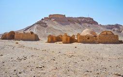 Complesso di sepoltura dello zoroastriano, Yazd, Iran Immagine Stock Libera da Diritti