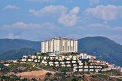 Complesso di turismo di Goldcity dell'hotel Fotografia Stock Libera da Diritti