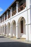 Complesso forte dell'alta corte del ` s di Galle - patrimonio mondiale dell'Unesco dello Sri Lanka Immagini Stock Libere da Diritti