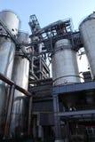 Complesso industriale Immagine Stock