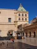 Complesso Monumentale San Pietro, marsala, Sicily, Włochy Obrazy Royalty Free
