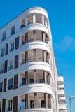 Complesso residenziale moderno a Berlino Immagini Stock