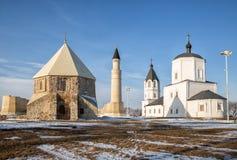 Complesso storico e archeologico di Bolgar Immagine Stock