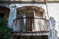 Complesso turistico di Kupari Fotografia Stock Libera da Diritti