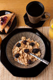 Complete Balanced Breakfast Royalty Free Stock Image