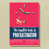 The complete book of procrastination. Stock Photography