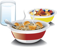 Complete Breakfast Royalty Free Stock Photo