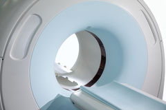 Complete CAT Scan System in a Hospital Environment Royalty Free Stock Photo
