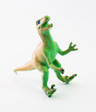 Complete Dinosaur Toy Royalty Free Stock Image