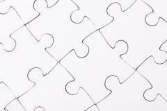 Completi il puzzle Fotografia Stock Libera da Diritti