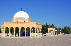 The Complex Bourguiba Mausoleum, Monastir, Tunisia Stock Images