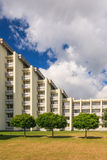 The complex of buildings of the Spa Resort Medical sanatorium  Druskininkai Royalty Free Stock Photos