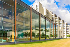 The complex of buildings of the Spa Resort Medical sanatorium  Druskininkai Stock Images