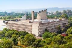 Complex Capitool, Chandigarh royalty-vrije stock fotografie