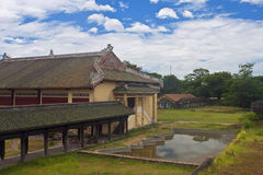 Complex of a Citadel in Hue Royalty Free Stock Images