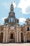 Complex of the Good Shepherd in Rome Royalty Free Stock Photos
