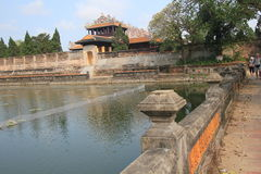 The Complex of Hue Monuments in Vietnam Royalty Free Stock Photography
