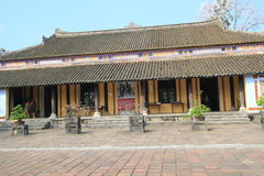 The Complex of Hue Monuments in Vietnam Royalty Free Stock Images
