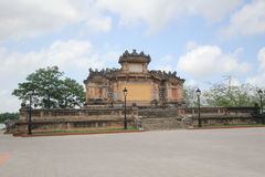 The Complex of Hue Monuments in Vietnam Stock Photos