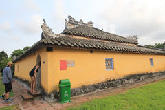Complex of Hue Monuments in Vietnam Stock Images