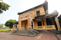 Complex of Hue Monuments in Vietnam Stock Photography