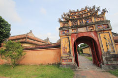 Complex of Hue Monuments in Vietnam Royalty Free Stock Photos