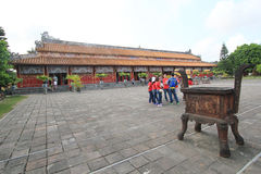Complex of Hue Monuments in Vietnam Royalty Free Stock Images
