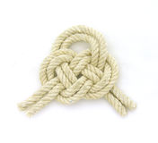 Complex Knot. A photo of a complex knot Stock Photos