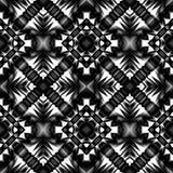 Complex naadloos patroon van ruiten Royalty-vrije Stock Afbeelding