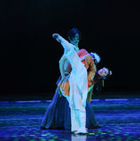 The complex relationship-The dance drama The legend of the Condor Heroes Royalty Free Stock Image