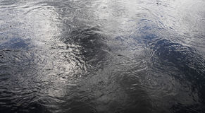 Complex Ripples - Texture/Background. On the Menai Straights Wales Royalty Free Stock Images