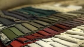 Selection of fabric from a wide range 9