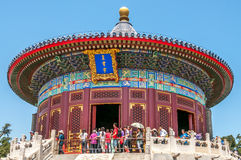 Complex Temple of Heaven Royalty Free Stock Images
