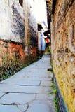 Complexe architectural antique de ville commerciale antique de Hongjiang photos stock