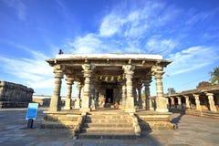 Complexe Chennakeshava, Belur, India Royalty-vrije Stock Fotografie