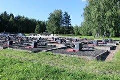 Complexe commémoratif dans Khatyn images libres de droits