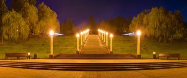 Complexe commémoratif de Zavokzalnyy, Sotchi, Russie image libre de droits