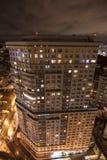 Complexe d'appartements Image libre de droits
