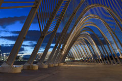 Complexe d'architecture Images stock