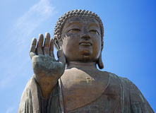 Complexe de Bouddha de géant Photographie stock libre de droits